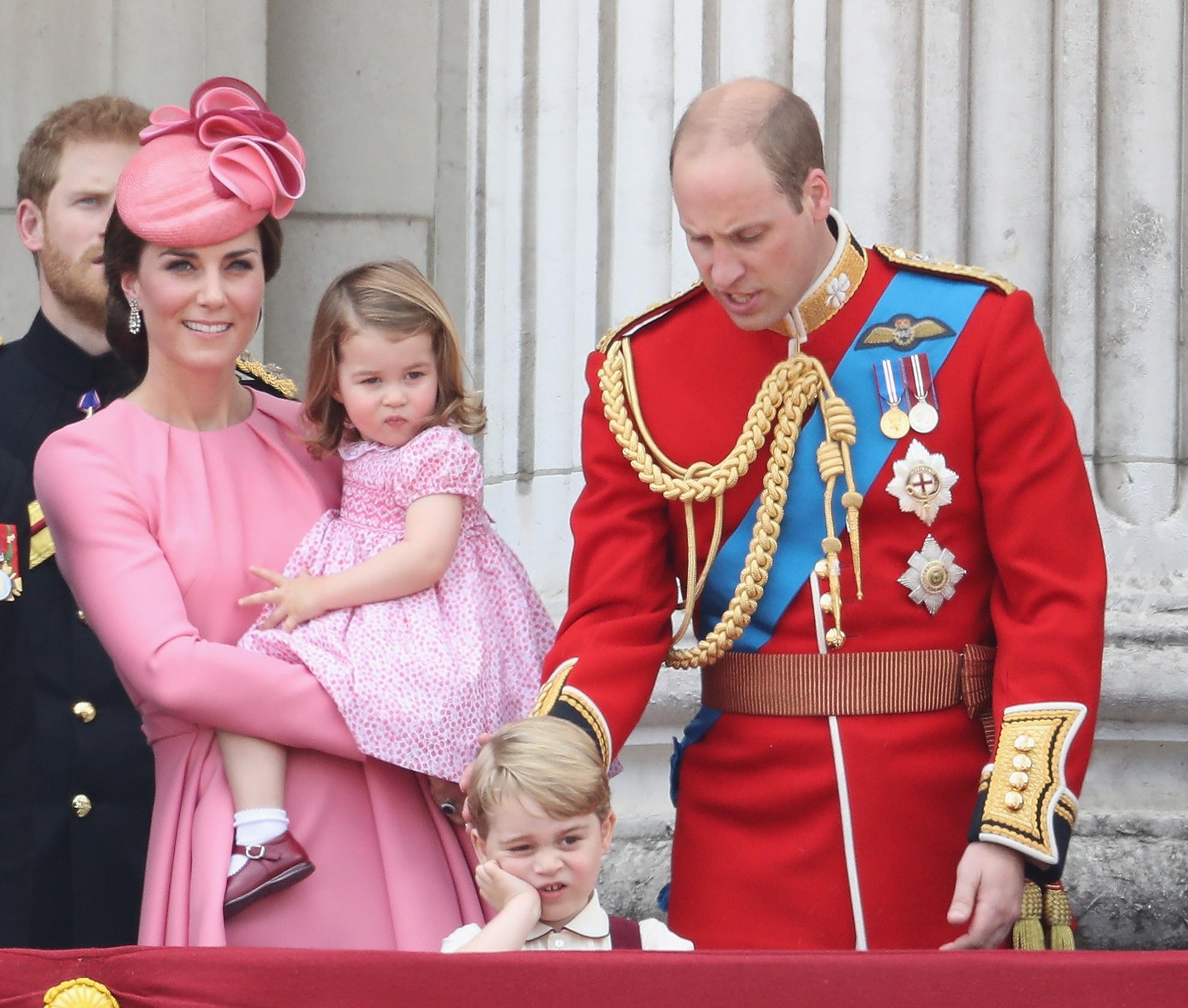 George estava emburrado (Foto: Getty Images)