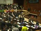 Votação de pacote fiscal do governo do RS gera embates na Assembleia