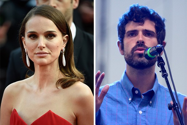 Natalie Portman e Devendra Banhart (Foto: Getty Images)