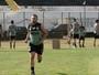 Acleisson garante boa forma e quer iniciar treinos no Comercial na quarta