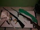 Dois homens são presos com armas e munição em Itacarambi