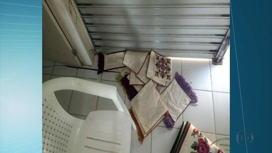 Tapetes de artesãs de Lagoa do Carro são roubados