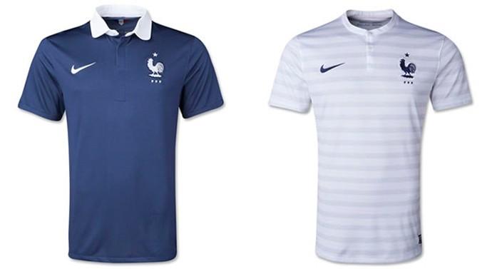 3a6ce4dd2fd07 Agora sim  todas as camisas que estarão na Copa do Mundo de 2014 ...