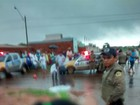 Suspeito baleado por PM continua internado em hospital de Palmas