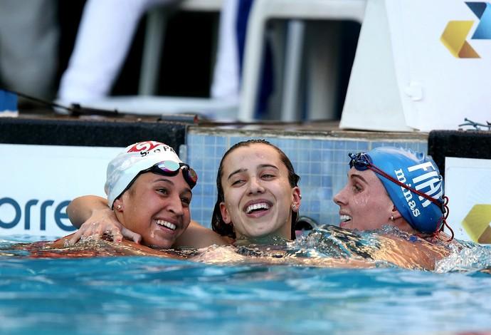 Revezamento 4x200m natação (Foto: Satiro Sodre/CBDA)