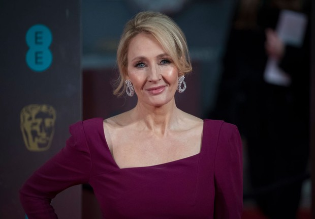 J. K. Rowling, autora de Harry Potter (Foto: John Phillips/Getty Images)