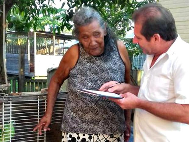 Médico há 16 anos, Aguiar diz que já atendeu mais de 10 mil pacientes gratuitamente (Foto: Arquivo pessoal)