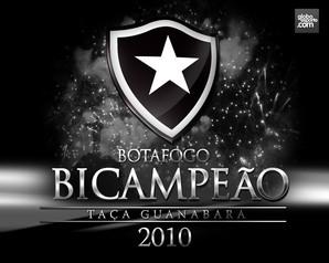Botafogo bicampeão da Taça Guanabara