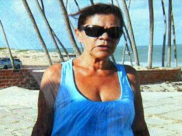 Laudo médico indica que auxiliar de enfermagem Rita de Cassia morreu vítima de febre amarela (Foto: Reprodução/ Inter TV Cabugi)