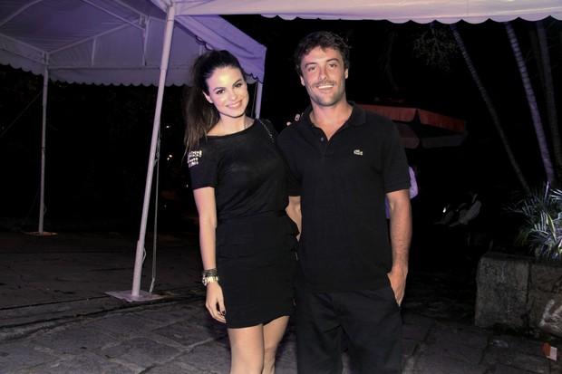 Stefhany Brito e Kayky Brito (Foto: Alex Palarea e Felipe Assumpção/ Ag. News)