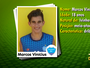 Joias da Base: Conheça Marcos Vinícius, meia-atacante do Ivinhema