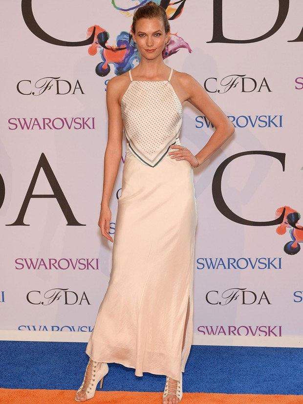 Karlie Kloss no CFDA Awards (Foto: AFP / Agência)