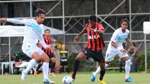 Futebol: domingo (29) tem Londrina x Atlético PR, na tela da RPC (Foto: Divulgação/ Site Atlético Paranaense)