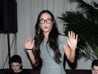 Galerista 24 anos mais novo terminou com Demi Moore, diz jornal