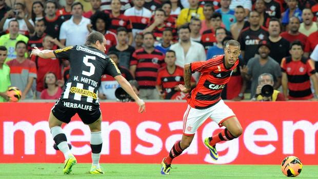 Paulonho Flamengo x Botafogo (Foto: Alexandre Vidal / Flaimagem)