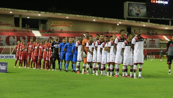 CRB x Campinense, no Rei Pelé (Foto: Ailton Cruz/ Gazeta de Alagoas)