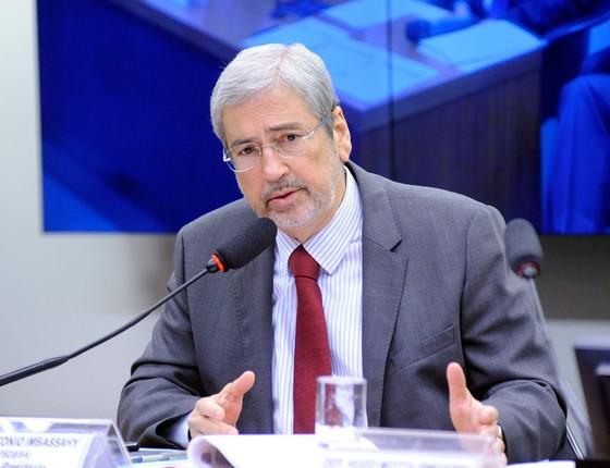 Deputado federal Antônio Imbassahy (Foto:  LUCIO BERNARDO JR)