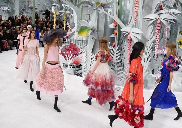 Quer ouvir todas as trilhas sonoras dos desfiles da Chanel? Agora você pode! (Foto: Getty Images)