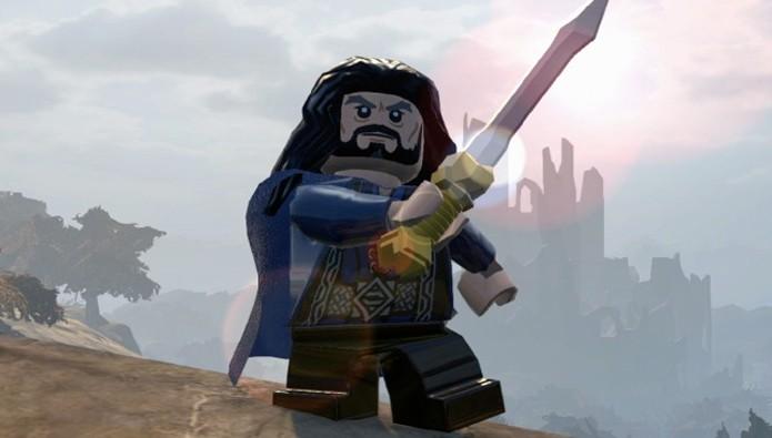 Thorin é um dos heróis principais (Foto: Divulgação)