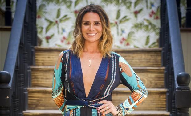Giovanna Antonelli celebra seus 41 anos (Foto: Globo/João Miguel Júnior)
