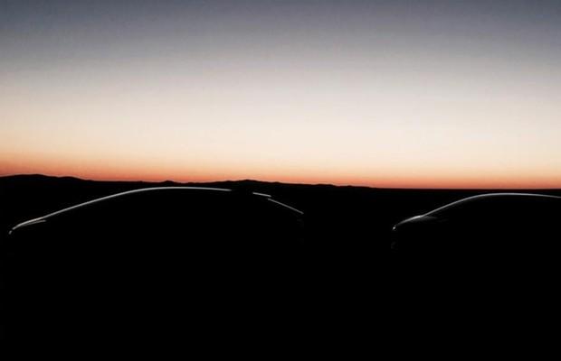 Faraday Future revela teaser de seu primeiro conceito (Foto: Divulgação)