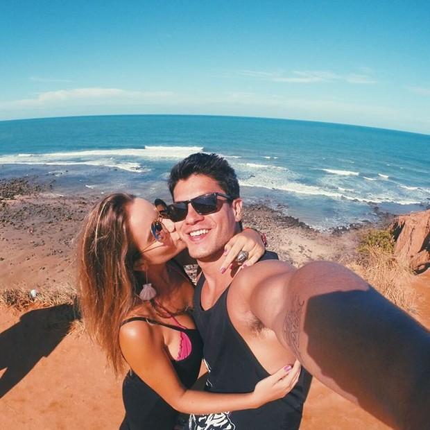 Arthur Aguiar e Camila Mayrink (Foto: Reprodução/Instagram)