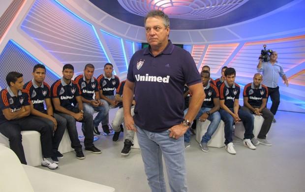 fluminense campeão brasileiro globo esporte (Foto: Rafael Cavalieri/Globoesporte.com)