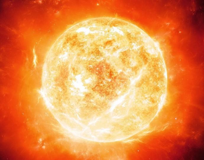 Sol será o regente do céu de 2016 (Foto: Divulgação)