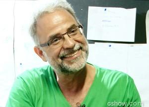 Cesar Coelho é diretor de animação da novela (Foto: Meu Pedacinho de Chão/TV Globo)