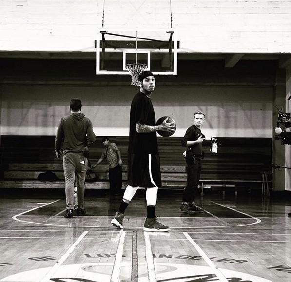 Chris Brown (Foto: Instagram)