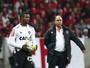 Marcelo muda discurso e cobra dos jogadores postura e time mais forte