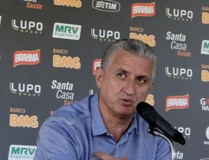 Eduardo Maluf Atlético-MG (Foto: Fernando Martins)