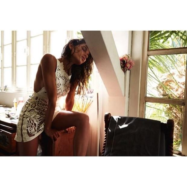 Raica Olivera (Foto: Reprodução/ Instagram)