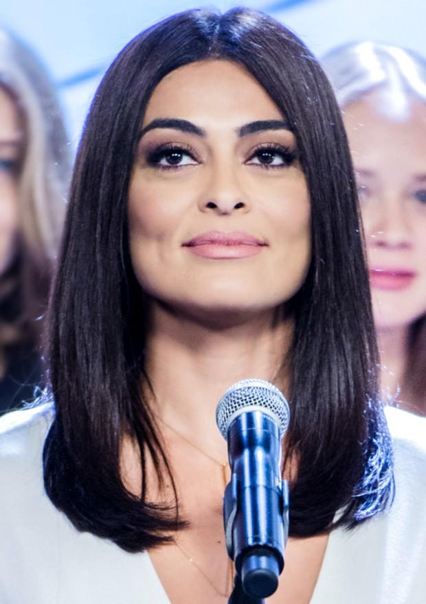 Juliana Paes (Foto: Caiuá Franco / Globo)