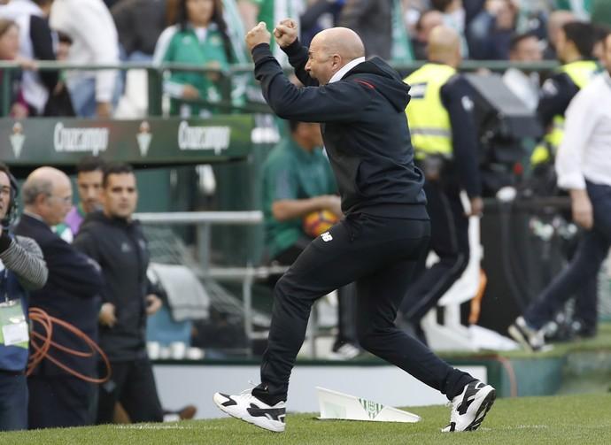 Sampaoli técnico Sevilla Betis (Foto: EFE)