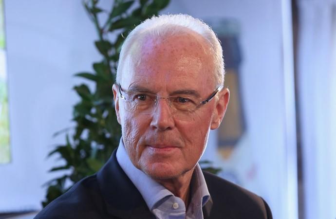 Beckenbauer alemanha (Foto: Agência Getty Images)
