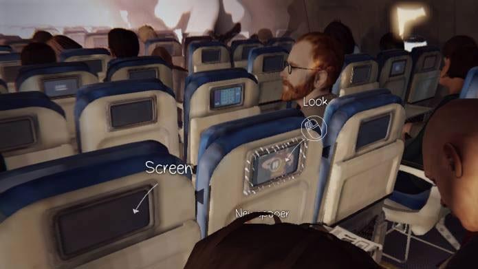Michel Koch, um dos diretores de Life is Strange, aparece no quinto episódio do jogo (Foto: Reprodução/Life is Strange Wikia)