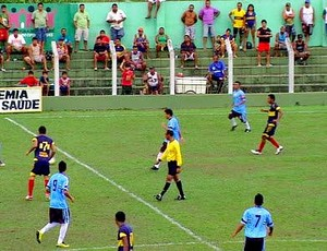 Manicoré no Bacuralzão  (Foto: CDC Manicoré/Divulgação)