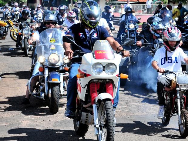 Barretos recebe motociclistas de todo o país a partir desta sexta-feira (Foto: André Monteiro/Phábrica de Ideias)