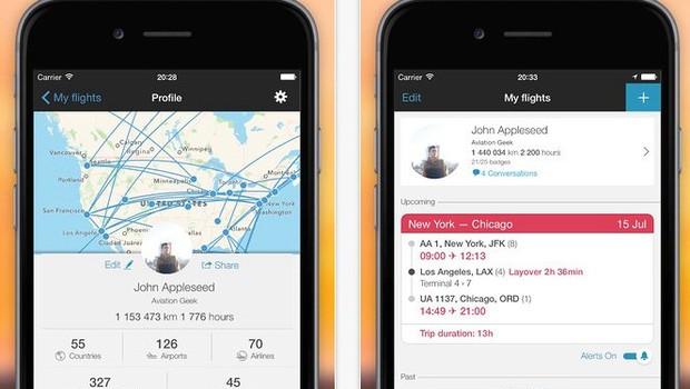 App in the air (Foto: Divulgação)