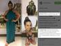 Carla Perez ganha elogio ao mostrar look e oferece a sandália para uma fã