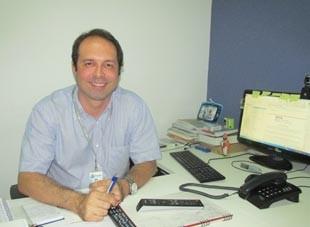 Paulo Fernandes, deixa a TV Clube para assumir o comando da TV Liberal, no Pará.  (Foto: Katylenin França/)