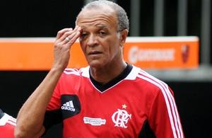 Treino do Flamengo Jayme de Almeida (Foto: André Durão)