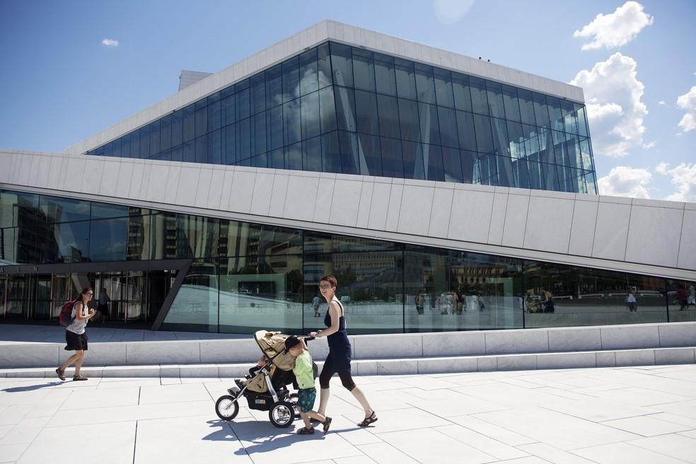 Licença-maternidade é uma das mais longas do mundo: são 315 dias (Foto: Cortesia de Visitnorway.com)