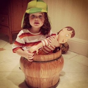 Maísa, filha de Tania Mara com Jayme Monjardim (Foto: Instagram)