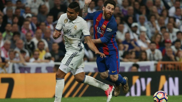 Real Madrid x Barcelona - Campeonato Espanhol 2016 - globoesporte.com d916ecef551b7