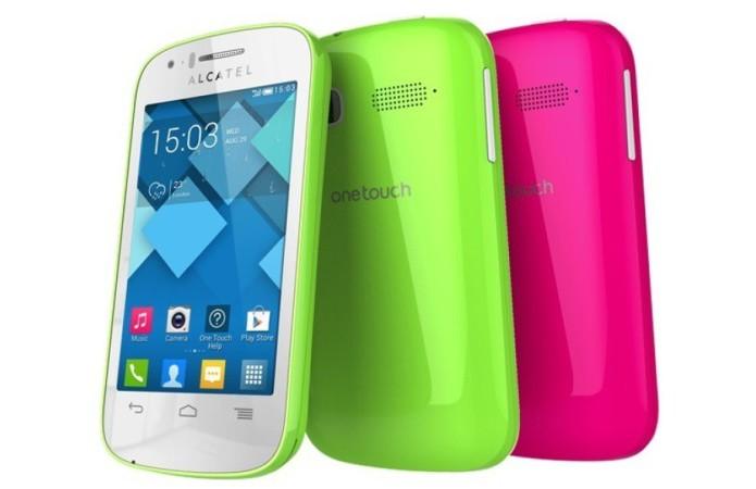 Alcatel One Touch Pop C5 tem tela de 4,5 polegadas e Android Jelly Bean (Foto: Divulgação/Alcatel)