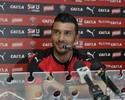 """Dátolo assume bobeada com nome do rival: """"Na minha língua é diferente"""""""
