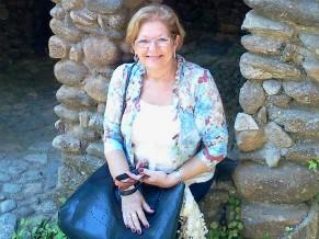 Célia Rodrigues Enge, coordenadora de sonhos da Make-a-Wish  (Foto: Divulgação)
