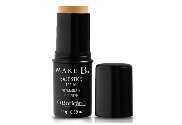 Base em bastão Make B. Base Stick, da O Boticário (Foto: Divulgação)